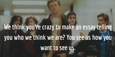 25 Best The Breakfast Club Quotes to Recall Your Memories ...