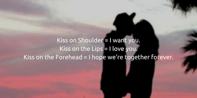 Forehead Kisses Quotes to Show Your Love and Care - EnkiQuotes
