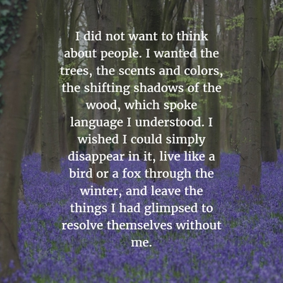 Feel Inner Peace from into the Woods Quotes - EnkiQuotes