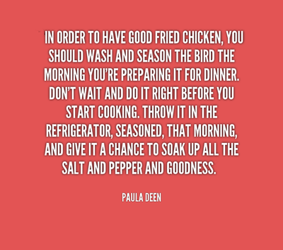 Fried Chicken Quotes That Will Tempt Your Appetite Enkiquotes