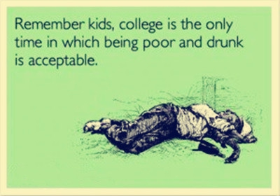 The 100 Best Funny College Quotes And Sayings