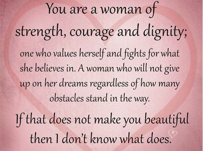 Embrace Womanhood With These Proud To Be A Woman Quotes Enkiquotes