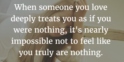 Feeling Worthless Quotes That Everyone Can Relate Enkiquotes