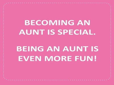 29 Best Being An Aunt Quotes - EnkiQuotes