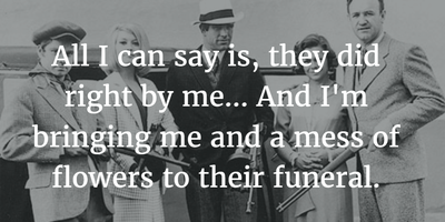 Bonnie and Clyde Quotes for Anyone With a Ride or Die ...