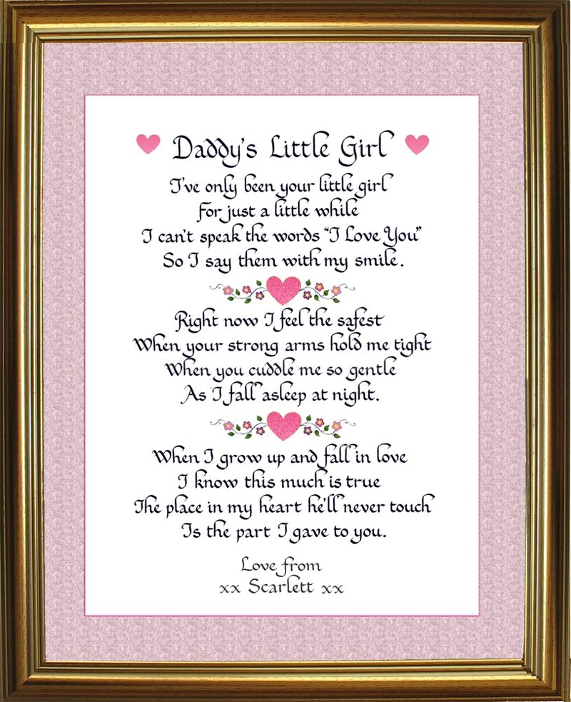 20 Quotes About Daddys Little Girl Enkiquotes