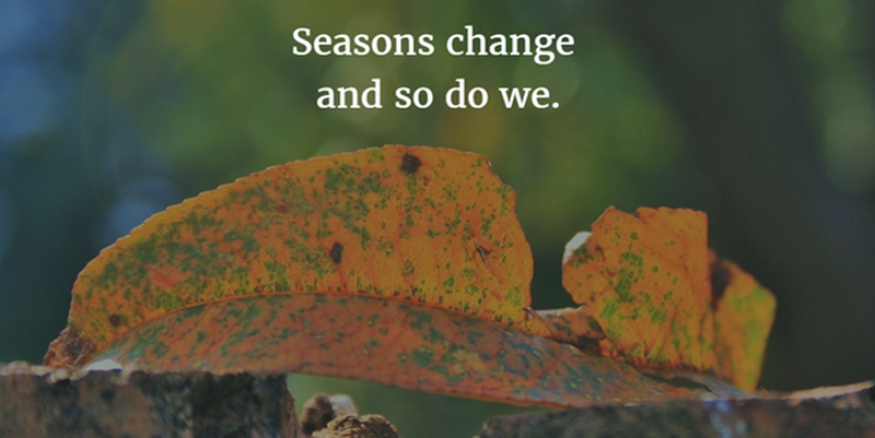 Seasons Of Life Quotes Simple Quotes About Seasons Circle Of Life  Enkiquotes