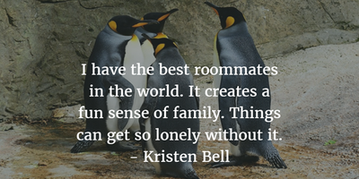 20 Quotes About Roommates to Arouse Your Sympathy - EnkiQuotes