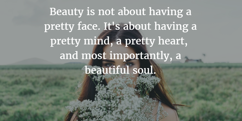 Beautiful Soul Quotes Adorable 25 Beautiful Soul Quotes To Define Inner Beauty  Enkiquotes