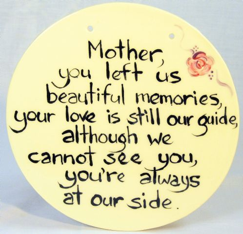 "A Mothers Love Quotes Cool 25 Emotional ""grieving The Loss Of A Mother"" Quotes  Enkiquotes"