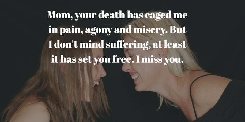 Mom Death Quotes And Sayings: 22 Touching Quotes For Beloved Mother's Death Anniversary