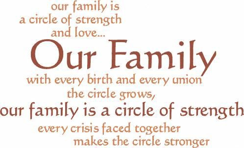 Family Quote Prepossessing Heart Touching Family Quotes And Sayings  Enkiquotes