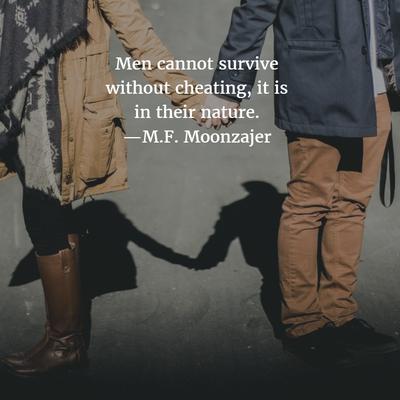 20 Impressive Cheating Husbands Quotes - EnkiQuotes