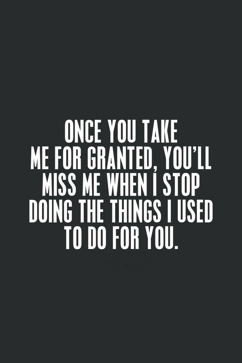 Taking Life For Granted Quotes 22 Best Quotes About Give And Take  Enkiquotes