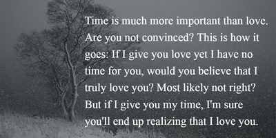 25 Best Quotes About Time And Love Enkiquotes