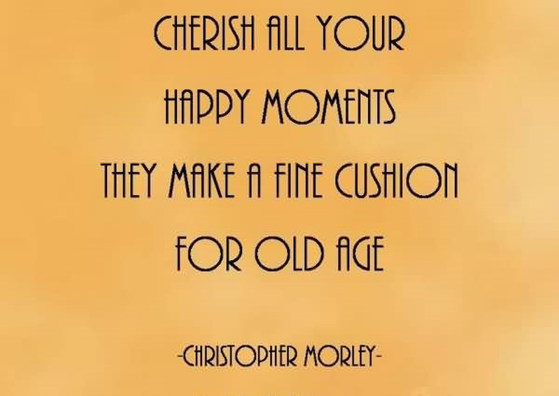 Cherish Your Life Quotes Endearing Learn To Enjoy Life With These Cherish Life Quotes  Enkiquotes