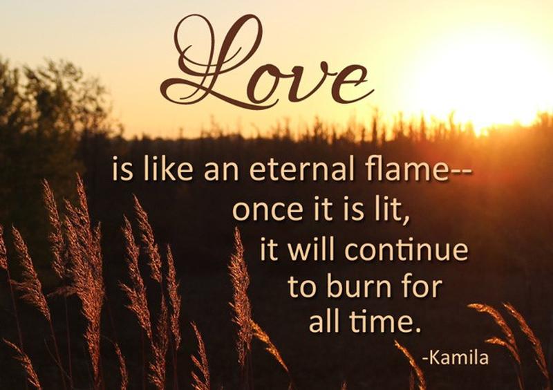 Love Is Eternal Quotes Unique 28 Most Romantic Quotes About Eternal Love  Enkiquotes