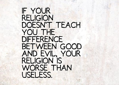 30 Most Thought Provoking Good And Evil Quotes Enkiquotes