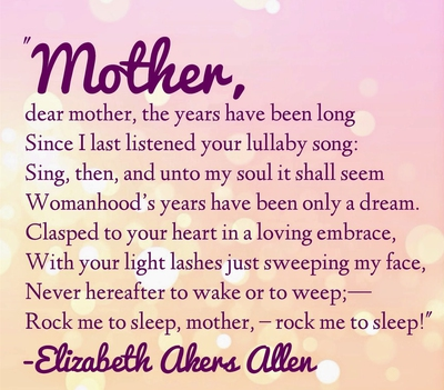 22 Touching Quotes for Beloved Mother\'s Death Anniversary ...