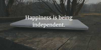 25 Self Independent Quotes Always Trust Yourself Enkiquotes