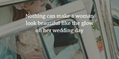 Praise The Bride With Our Wonderful Beautiful Bride Quotes Enkiquotes