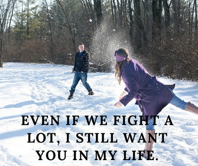 Tell You Partner These Cute Lovely Quotes After Fights ...