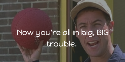 Interesting Billy Madison Quotes to Make You Remember Days ...