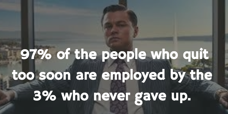 Wall Street Quotes Extraordinary Wolf Of Wall Street Quotes To Make You Think More About Money And
