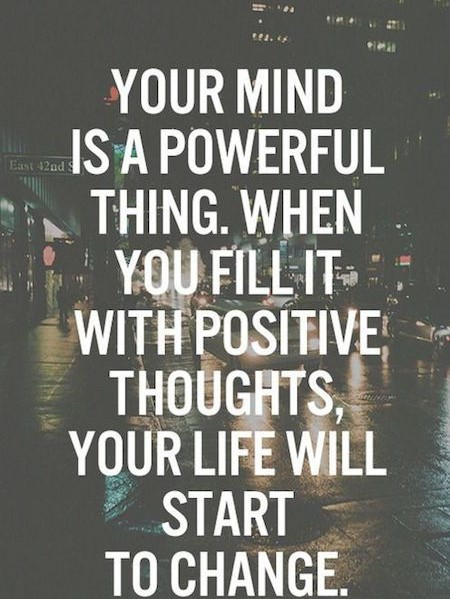 Power Of Positive Thinking Quotes Impressive 32 Motivational Power Of Positive Thinking Quotes  Enkiquotes