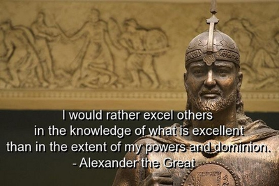 Alexander The Great Quotes Alexander the Great Quotes to Make You Think Deep   EnkiQuotes Alexander The Great Quotes